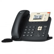 Yealink SIP-T21P E2, IP Phone, PoE in, tamno siva, 12mj
