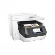 Multifuncional de inyección de tinta a color HP Officejet Pro 8720, Impresora, Copiadora, Escáner y Fax, resolución hasta 4800 x 1200 dpi, Wi-Fi, Ethernet, USB. D9L19A#AKY
