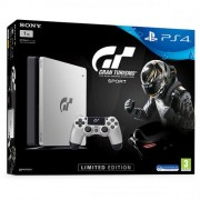 Consola SONY PlayStation 4 Slim 1 TB, Limited Edition + Gran Turismo Sport