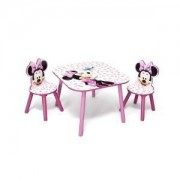 Minnie Table + 2 Chaises