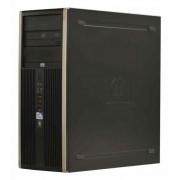 Calculator HP Compaq 6000 Tower, Intel Core 2 Duo E8400 3.0 GHz, 8 GB DDR3, 128 GB SSD NOU, DVDRW, Windows 10 Home