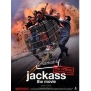 JACKASS THE MOVIE Official companion book ISBN:9780743431118
