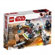Lego Pack De Combate: Jedi Y Solda Lego 75206