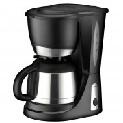 Cafetiera Trisa Coffee Passion Thermos 830W 1l neagra