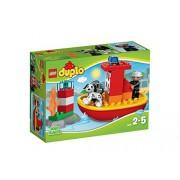 Lego Fire Boat, Multi Color