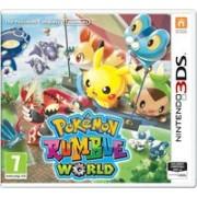 Nintendo 3DS Pokemon Rumble World (tweedehands)