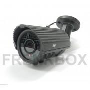 Telecamera videosorveglianza SONY 1/3 HD Zoom Lente Varifocale 2,8-12mm 1200TVL