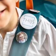 smartphoto Knapp Badge L (Set om 12)