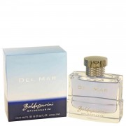 Baldessarini Del Mar by Hugo Boss Eau De Toilette Spray 3 oz