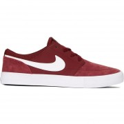 Tenis Skate Hombre Nike Portmore II SS-Rojo
