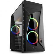 Carcasa desktop sharkoon NIGHT SHARK RGB (4044951026258)
