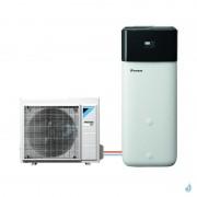 Daikin Pompe à chaleur DAIKIN Altherma 3 R ECH2O STD moyenne température gaz R-32 taille 4 ERGA04DV + EHSX04P50D 4kW 500L A+++