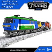 Generic Model Building Block Train Rails Trafic Set Blocks Educational Model Building Toys Bricks Children 25808