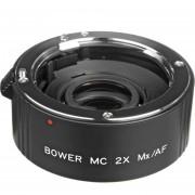 Convertidor BOWER SX4MAX 2x Con 2 Aumentos Y Enfoque Automático Sony