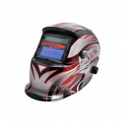 Pro Casco De Soldadura / Máscara De Soldador Con Solar Automático Oscurecimiento Función Arc Tig Mig Diseño La Flor De La Libertad
