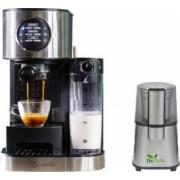 Pachet Espressor cafea Studio Casa SC509 BARISTA LATTE 15Bar cu rezervor lapte + Rasnita Del Caffe Grind Master 220W 60g Bonus Cafea boabe Kaidi 500