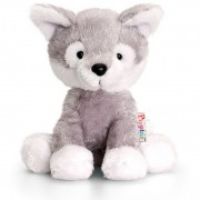 Catel Husky de plus Pippins, Keel Toys, 14 cm