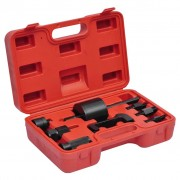 vidaXL 8pc Common Rail Injectors Extractor Set