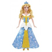 Mattel Disney Princess Sleeping Beauty Color Changing Dress Doll, Multi Color