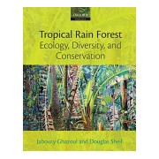 Tropical Rain Forest Ecology, Diversity, and Conservation (Ghazoul Jaboury (Professor of Ecosystem Management ETH Zurich))(Paperback) (9780199285884)