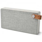 Портативна колонка Fresh n Rebel Rockbox Slice Cloud, Bluetooth, Бяла, FNR-ROCKBOX-SLICE-CL