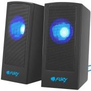 Boxe Fury Skyray, 2.1, 5W RMS (Negru)