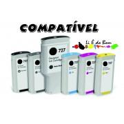 HP Tinteiro Compatível HP B3P23A Nº727