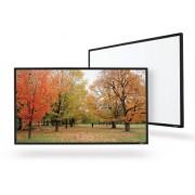 Grandview Fixed Frame Edge White 16:9 92 tum 92 tum