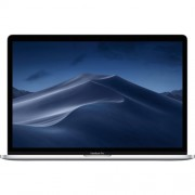 Apple Macbook Pro (2019) avec barre tactile 15 2.6GHz I7 256Go Argent - MV922 (Clavier US)