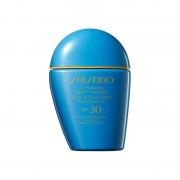 Shiseido UV Protective Liquid Foundation SPF 30 - Fondotinta Liquido Solare Medium Ivory