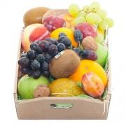 Fruitkistje met seizoensfruit