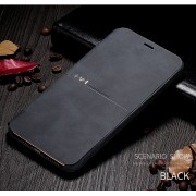 X-LEVEL Extreme Series Leather Cell Covering for iPhone 11 Pro 5.8-inch - Black