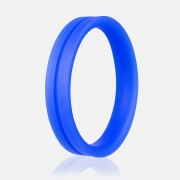 Screaming O RingO Pro Silicone Cock Ring Blue RP1-BU-101