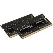 Memorie Laptop Kingston HyperX Impact SODIMM, DDR4, 2x4GB, 2400 MHz, CL14
