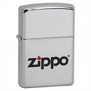 ZIPPO Zippo Logo LC - benzínový zapalovač