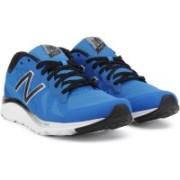 New Balance Running Shoes For Men(Black, Blue)