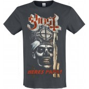Ghost Amplified Collection Herren-T-Shirt - Offizielles Merchandise