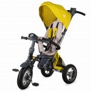 Dječji tricikl Velo žuti