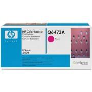 Toner HP Q6473A, Magenta