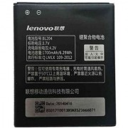ORIGINAL LENOVO BL204 Battery FOR Lenovo A765E A586 S696 A630T A670T Mobiles