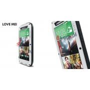 Pancerne etui LOVE MEI do HTC One M8 Białe - Biały