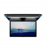 """Pantalla Techo Coche 17,3"""" USB SD HDMI"""