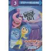 Journey Into the Mind (Disney/Pixar Inside Out), Paperback