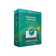 Kaspersky Anti-Virus 2018 - 1 ano