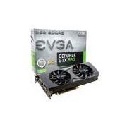 Placa De Vídeo Evga Geforce Gtx 950 Sc Acx2.0 2gb Gddr5 128 Bits 02g-P4-2956-Kr