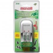 Cargador BC-100 Maxell AA/AAA + 2 Baterías Recargables