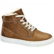 Pantofi cu sireturi pentru baieti