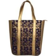 Mastani Shoulder Bag(Gold, Blue)