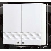 Guido Ocean-1001 fürdőszobabútor felső szekrény