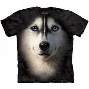 Hi-tech zvieracie tričká - Sibírsky Husky